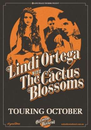 LIVE REVIEW: Lindi Ortega + The Cactus Blossoms @ NSC, Sydney (17/10/16)