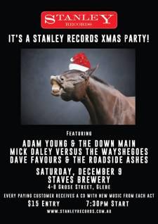 stanley rec xmas party