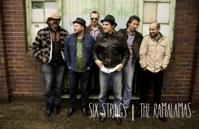 SIX STRINGS: The Ramalamas