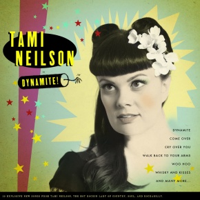 ALBUM REVIEW: Tami Neilson ~ Dynamite!