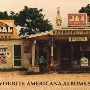 2014 FAVOURITE AMERICANA ALBUMS SOFAR…
