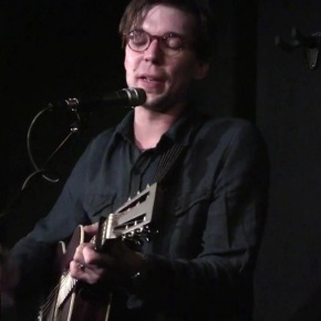 NEW MUSIC: Justin Townes Earle ~ White Gardenias (live)