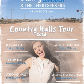 NEWS: Fanny Lumsden announces country halls tour