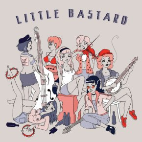 ALBUM REVIEW: Little Bastard ~ Little Bastard