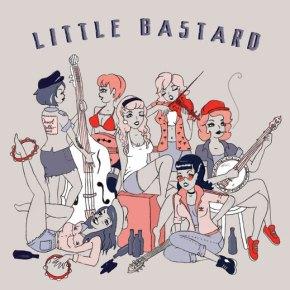 ALBUM REVIEW: Little Bastard ~ LittleBastard