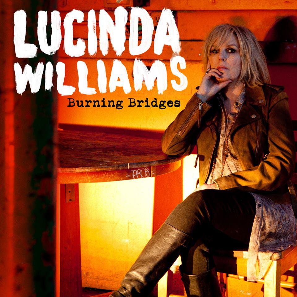 New Music Stream Lucinda Williams New Single Burning