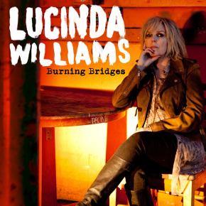 NEW MUSIC: Stream Lucinda Williams' new single 'BurningBridges'