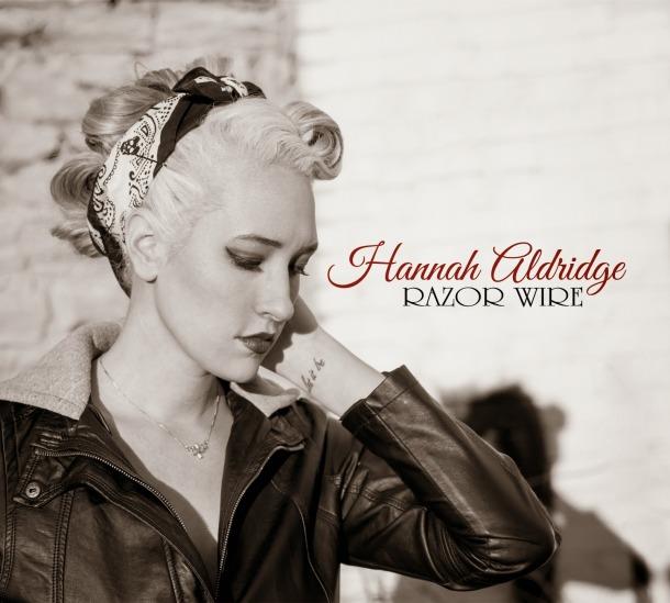 Hannah Aldridge - 'Razor Wire' - cover (300dpi)