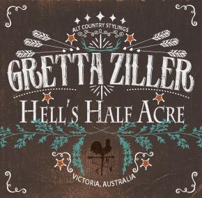 ALBUM REVIEW: Gretta Ziller ~ Hell's Half AcreEP