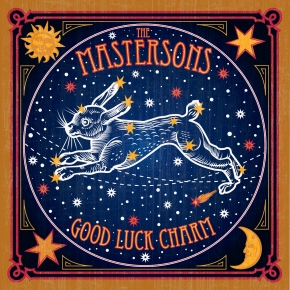 ALBUM REVIEW: The Mastersons | Good Luck Charm