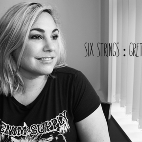 SIX STRINGS: Gretta Ziller