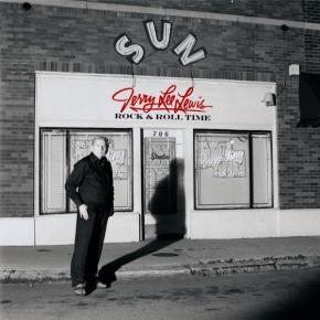 NEWS: Jerry Lee Lewis announces Rock & Roll Timealbum