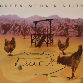 ALBUM REVIEW: Green Mohair Suits ~ WoodenDuck