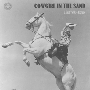 Cowgirl In The Sand ~ A PTW Mixtape