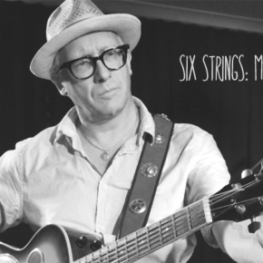 SIX STRINGS: Mark Lucas