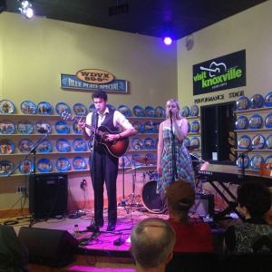 The Weeping Willows @ WDVX Blue Plate Special, KNoxville