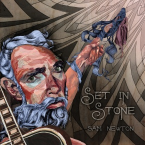 ALBUM REVIEW: Sam Newton ~ Set In Stone