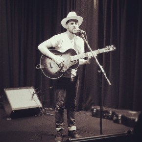 LIVE REVIEW: Robert Ellis, Jonny Fritz, James Thomson @ Newtown Social Club (23/10/14)