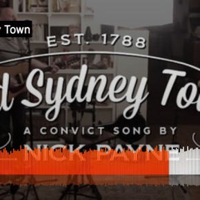 NEW MUSIC: Nick Payne ~ Old Sydney Town
