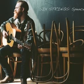 SIX STRINGS: Spencer Burton