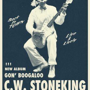 LIVE REVIEW: C.W Stoneking, Fraser A. Gorman @ Metro Theatre, Sydney(14/11/14)