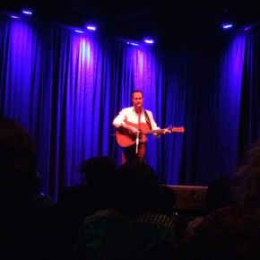 LIVE REVIEW: Josh T. Pearson @ Newtown Social Club, Sydney (16/10/14)