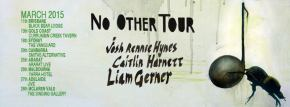 ON TOUR: Caitlin Harnett, Josh Rennie-Hynes & Liam Gerner announce tour