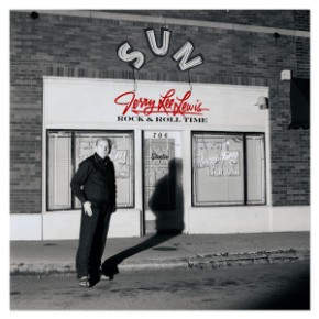 ALBUM REVIEW: Jerry Lee Lewis ~ Rock & Roll Time
