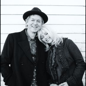 AUSTRALIA TOUR NEWS: Emmylou Harris & Rodney Crowell announce shows