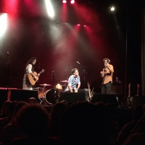 LIVE REVIEW: Kasey Chambers, Harry Hookey @ Enmore Theatre, Sydney (15/02/15)