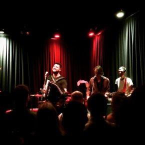LIVE REVIEW: The Felice Brothers, Lost Ragas @ Newtown Social Club, Sydney (07/03/15)