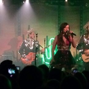 LIVE REVIEW: Kacey Musgraves, Shane Nicholson @ Oxford Art Factory, Sydney(16/03/15)
