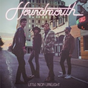 ALBUM REVIEW: Houndmouth ~ Little Neon Limelight