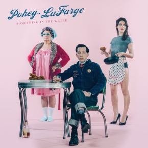 ALBUM REVIEW: Pokey LaFarge ~ Something In The Water