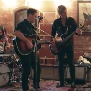 VIDEO: Davey Craddock & The Spectacles ~ Better Alone