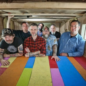 NEW MUSIC: Lucero ~ Went Looking For Warren Zevon's Los Angeles