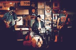 PHOTOS: Jed Rowe, Alison Ferrier, Cat Canteri @ Proper Music Social, Union Hotel(02/07/15)