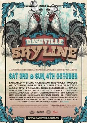 NEWS: Dashville Skyline reveal second line-upannouncement
