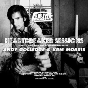 NEWS: Heartbreaker Sessions announce 2nd show line-up