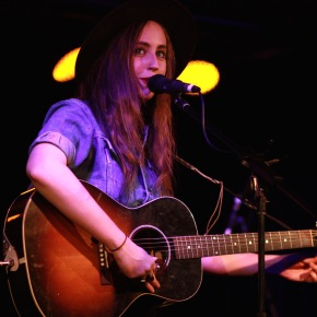 LIVE REVIEW: Lost Highway Presents: Caitlin Harnett, Green Mohair Suits, William Crighton @ The Basement, Sydney (29/07/15)