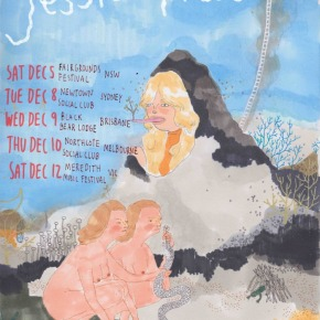 TOUR NEWS: Jessica Pratt Announces Australia Tour Dates