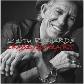 ALBUM REVIEW: Keith Richards ~ CrosseyedHeart