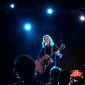 LIVE REVIEW: Tiny Ruins @ Oxford ArtFactory