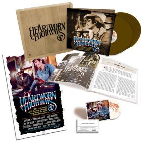 REISSUE NEWS: Heartworn Highways 40th Anniversary BoxSet