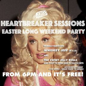 NEWS: Heartbreaker Sessions EasterSpecial
