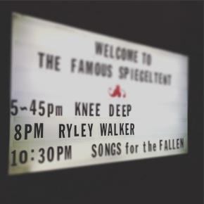 LIVE REVIEW: Ryley Walker @ Sydney Festival(22/01/16)