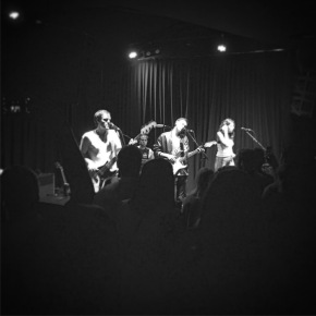 LIVE REVIEW: Houndmouth @ Newtown Social Club, Sydney25/03/16