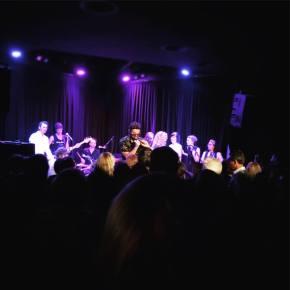 Henry Wagons, Leah Senior, Daphne Rawlings Band @ Newtown Social Club(13/05/16)