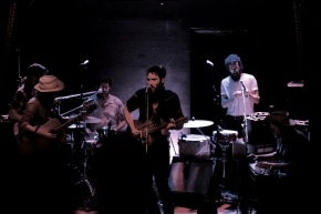 LIVE REVIEW:Willian Crighton, Magpie Diaries, Amber Rae Slade & The Mighty Big Noise @ The Vanguard, Sydney(29/04/16)