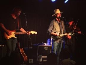 LIVE REVIEW: Ryan Bingham, Little Georgia @ The Basement, Sydney(23/04/16)